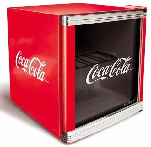 Husky HUS-CC 165 Flaschenkühlschrank Coca-Cola