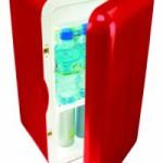 Minikühlschrank Mobicool F16 rot 230 Volt Energieklasse A++