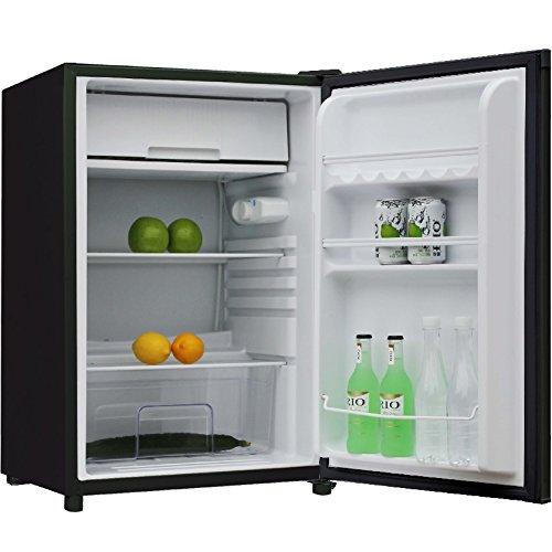 syntrox minikühlschrank KSR-75W Retro schloss